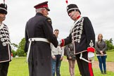The Light Cavalry HAC Annual Review and Inspection 2013. Windsor Great Park Review Ground, Windsor, Berkshire, United Kingdom, on 09 June 2013 at 14:24, image #514