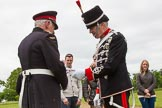 The Light Cavalry HAC Annual Review and Inspection 2013. Windsor Great Park Review Ground, Windsor, Berkshire, United Kingdom, on 09 June 2013 at 14:24, image #515