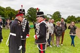 The Light Cavalry HAC Annual Review and Inspection 2013. Windsor Great Park Review Ground, Windsor, Berkshire, United Kingdom, on 09 June 2013 at 14:24, image #516