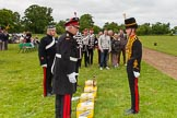 The Light Cavalry HAC Annual Review and Inspection 2013. Windsor Great Park Review Ground, Windsor, Berkshire, United Kingdom, on 09 June 2013 at 14:26, image #524