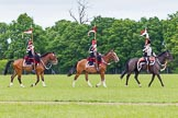 The Light Cavalry HAC Annual Review and Inspection 2013. Windsor Great Park Review Ground, Windsor, Berkshire, United Kingdom, on 09 June 2013 at 14:34, image #543