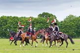 The Light Cavalry HAC Annual Review and Inspection 2013. Windsor Great Park Review Ground, Windsor, Berkshire, United Kingdom, on 09 June 2013 at 14:34, image #546