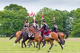 The Light Cavalry HAC Annual Review and Inspection 2013. Windsor Great Park Review Ground, Windsor, Berkshire, United Kingdom, on 09 June 2013 at 14:34, image #547