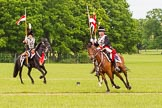 The Light Cavalry HAC Annual Review and Inspection 2013. Windsor Great Park Review Ground, Windsor, Berkshire, United Kingdom, on 09 June 2013 at 14:36, image #550
