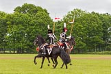The Light Cavalry HAC Annual Review and Inspection 2013. Windsor Great Park Review Ground, Windsor, Berkshire, United Kingdom, on 09 June 2013 at 14:36, image #553