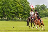 The Light Cavalry HAC Annual Review and Inspection 2013. Windsor Great Park Review Ground, Windsor, Berkshire, United Kingdom, on 09 June 2013 at 14:36, image #554