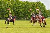 The Light Cavalry HAC Annual Review and Inspection 2013. Windsor Great Park Review Ground, Windsor, Berkshire, United Kingdom, on 09 June 2013 at 14:36, image #555