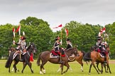 The Light Cavalry HAC Annual Review and Inspection 2013. Windsor Great Park Review Ground, Windsor, Berkshire, United Kingdom, on 09 June 2013 at 14:37, image #556