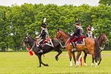 The Light Cavalry HAC Annual Review and Inspection 2013. Windsor Great Park Review Ground, Windsor, Berkshire, United Kingdom, on 09 June 2013 at 14:38, image #566
