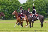 The Light Cavalry HAC Annual Review and Inspection 2013. Windsor Great Park Review Ground, Windsor, Berkshire, United Kingdom, on 09 June 2013 at 14:39, image #567