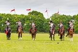 The Light Cavalry HAC Annual Review and Inspection 2013. Windsor Great Park Review Ground, Windsor, Berkshire, United Kingdom, on 09 June 2013 at 14:39, image #570