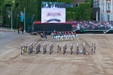 Beating Retreat 2014. Horse Guards Parade, Westminster, London SW1A,  United Kingdom, on 11 June 2014 at 20:26, image #107
