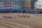 Beating Retreat 2014. Horse Guards Parade, Westminster, London SW1A,  United Kingdom, on 11 June 2014 at 20:36, image #140