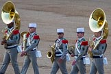 Beating Retreat 2014. Horse Guards Parade, Westminster, London SW1A,  United Kingdom, on 11 June 2014 at 20:41, image #159