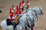 Beating Retreat 2014. Horse Guards Parade, Westminster, London SW1A,  United Kingdom, on 11 June 2014 at 20:41, image #165