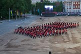 Beating Retreat 2014. Horse Guards Parade, Westminster, London SW1A,  United Kingdom, on 11 June 2014 at 21:11, image #285