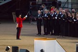 Beating Retreat 2014. Horse Guards Parade, Westminster, London SW1A,  United Kingdom, on 11 June 2014 at 21:28, image #336