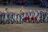 Beating Retreat 2014. Horse Guards Parade, Westminster, London SW1A,  United Kingdom, on 11 June 2014 at 21:38, image #370