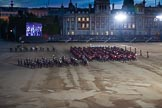 Beating Retreat 2014. Horse Guards Parade, Westminster, London SW1A,  United Kingdom, on 11 June 2014 at 21:38, image #371