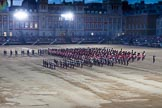 Beating Retreat 2014. Horse Guards Parade, Westminster, London SW1A,  United Kingdom, on 11 June 2014 at 21:39, image #372