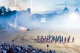 Beating Retreat 2014. Horse Guards Parade, Westminster, London SW1A,  United Kingdom, on 11 June 2014 at 21:43, image #380
