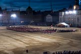 Beating Retreat 2014. Horse Guards Parade, Westminster, London SW1A,  United Kingdom, on 11 June 2014 at 21:48, image #395