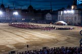 Beating Retreat 2014. Horse Guards Parade, Westminster, London SW1A,  United Kingdom, on 11 June 2014 at 21:49, image #397