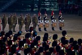 Beating Retreat 2014. Horse Guards Parade, Westminster, London SW1A,  United Kingdom, on 11 June 2014 at 21:50, image #404