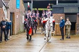 The Light Cavalry HAC Annual Review and Inspection 2014. Flemish Farm, Windsor Great Park,    on 12 October 2014 at 10:39, image #39