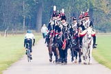 The Light Cavalry HAC Annual Review and Inspection 2014. Guards Polo Club. Windsor Great Park,    on 12 October 2014 at 11:34, image #44