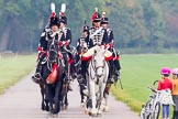 The Light Cavalry HAC Annual Review and Inspection 2014. Guards Polo Club. Windsor Great Park,    on 12 October 2014 at 11:35, image #45