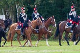 The Light Cavalry HAC Annual Review and Inspection 2014. Guards Polo Club. Windsor Great Park,    on 12 October 2014 at 12:25, image #61