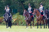 The Light Cavalry HAC Annual Review and Inspection 2014. Guards Polo Club. Windsor Great Park,    on 12 October 2014 at 12:26, image #64