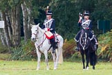 The Light Cavalry HAC Annual Review and Inspection 2014. Guards Polo Club. Windsor Great Park,    on 12 October 2014 at 12:26, image #65