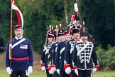 The Light Cavalry HAC Annual Review and Inspection 2014. Guards Polo Club. Windsor Great Park,    on 12 October 2014 at 12:37, image #72