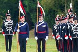 The Light Cavalry HAC Annual Review and Inspection 2014. Guards Polo Club. Windsor Great Park,    on 12 October 2014 at 12:37, image #73