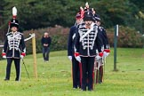 The Light Cavalry HAC Annual Review and Inspection 2014. Guards Polo Club. Windsor Great Park,    on 12 October 2014 at 12:39, image #79