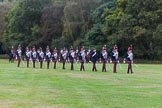 The Light Cavalry HAC Annual Review and Inspection 2014. Guards Polo Club. Windsor Great Park,    on 12 October 2014 at 12:40, image #83