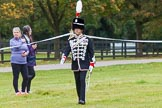 The Light Cavalry HAC Annual Review and Inspection 2014. Guards Polo Club. Windsor Great Park,    on 12 October 2014 at 12:40, image #84