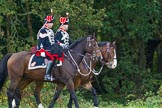 The Light Cavalry HAC Annual Review and Inspection 2014. Guards Polo Club. Windsor Great Park,    on 12 October 2014 at 12:42, image #86