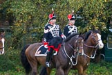 The Light Cavalry HAC Annual Review and Inspection 2014. Guards Polo Club. Windsor Great Park,    on 12 October 2014 at 12:42, image #87