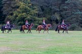 The Light Cavalry HAC Annual Review and Inspection 2014. Guards Polo Club. Windsor Great Park,    on 12 October 2014 at 12:43, image #88