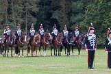 The Light Cavalry HAC Annual Review and Inspection 2014. Guards Polo Club. Windsor Great Park,    on 12 October 2014 at 12:43, image #89