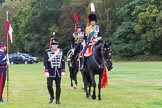 The Light Cavalry HAC Annual Review and Inspection 2014. Guards Polo Club. Windsor Great Park,    on 12 October 2014 at 12:50, image #108