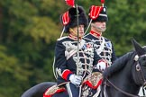 The Light Cavalry HAC Annual Review and Inspection 2014. Guards Polo Club. Windsor Great Park,    on 12 October 2014 at 12:51, image #109