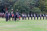 The Light Cavalry HAC Annual Review and Inspection 2014. Guards Polo Club. Windsor Great Park,    on 12 October 2014 at 12:53, image #119
