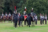 The Light Cavalry HAC Annual Review and Inspection 2014. Guards Polo Club. Windsor Great Park,    on 12 October 2014 at 12:53, image #120