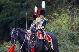 The Light Cavalry HAC Annual Review and Inspection 2014. Guards Polo Club. Windsor Great Park,    on 12 October 2014 at 12:59, image #137