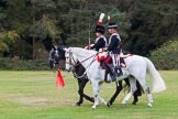 The Light Cavalry HAC Annual Review and Inspection 2014. Guards Polo Club. Windsor Great Park,    on 12 October 2014 at 13:01, image #149