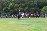 The Light Cavalry HAC Annual Review and Inspection 2014. Guards Polo Club. Windsor Great Park,    on 12 October 2014 at 13:02, image #155